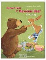 Meneer Haas en mevrouw Beer - Meneer Haas en mevrouw Beer zijn jarig