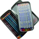 Derwent pencil tin potlodenblik leeg