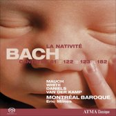 Christmas Cantatas (Cantatas Vol.4)