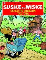Suske en Wiske 334 - Expeditie Robikson ; Taxi tata