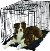 Hondenbench Ovation met roldeur 111x72x78cm