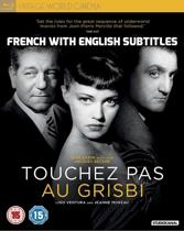 Touchez Pas Au Grisbi [Blu-ray] [1954] (import) (dvd)