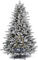 Kunstkerstboom Flock Tree Promo zonder verlichting - Hoogte 180 cm - 990 Takken