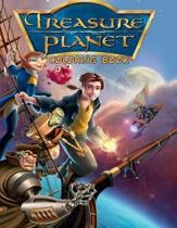 Treasure Planet Coloring Book