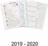 Kalpa 6238-19-20 Pocket-Junior organiser week agenda Dreamnotes EN-NL 2019-2020