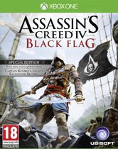 Assassins Creed: Black Flag - Special Edition - Xbox One