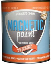 Magneetverf Magnetic Paint Extra Strong 1 ltr