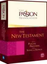 Tpt New Testament with Psalms, Proverbs & Song of Songs (Purple)