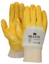 M-Safe M-Lite veiligheidshandschoen 1 paar maat 9/M