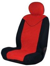 Car Plus Stoelhoes Unicorn Universeel Polyester Rood/zwart