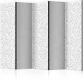 Vouwscherm - Bloemenmotief 225x172cm