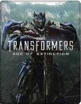 Transformers 4: Age of Extinction (Limited Blu-ray Steelbook Edition)