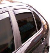 ClimAir Zijwindschermen Master Dark (achter) Volkswagen Golf 7 5 deurs 2013-