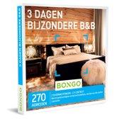 Bongo Bon Nederland - 3 Dagen Bijzondere B&B Cadeaubon - Cadeaukaart cadeau voor man of vrouw | 270 bijzondere en luxueuze B&B's