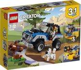 LEGO Creator Avonturen in de Wildernis - 31075