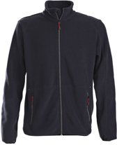 Printer Speedway fleece jacket Navy XL