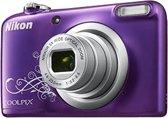 Nikon Coolpix A10 Kit, violett