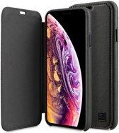 Melkco Origin Apple iPhone XR Book Case Echt Leer Groen