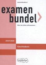 Examenbundel vwo geschiedenis 2019/2020