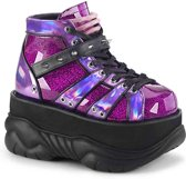 Demonia Sneakers -40 Shoes- NEPTUNE-100 Paars