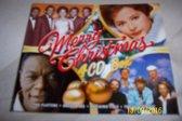 Merry christmas 4 cd box - Platters/Brenda Lee/Nat King Cole/Beach Boys