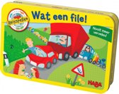 Haba - Spel - Wat een file! - Reisspel