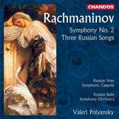 Rachmaninov: Symphony no 2 etc / Polyansky, Russian State SO