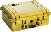 Peli 1550 Yellow Foam