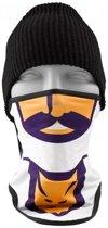 Burton Lightweight Facemask - Muts - Unisex - Wit