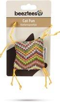 Textiel kattenspeeltje Popodias 6cm