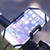 MMOBIEL Fietshouder voor Smartphone / Verzekerde Grip. Past op alle Smartphones. Voorkomt trillingen, extra stevig voor iPhone, Samsung, Huawei, Universeel