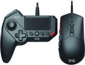 Hori Tactical Assault Commander Grip - Gaming Keypad + Muis - PC + PS3 + PS4