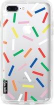 Casetastic Hard Case Apple iPhone 7 Plus / 8 Plus - Sprinkles