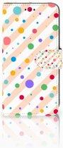 Xiaomi Mi A2 Lite Boekhoesje Design Dots