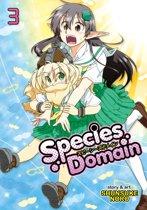 Species Domain Vol. 3