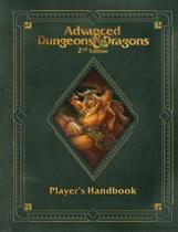 D&D Premium 2nd Ed. Players Handbook