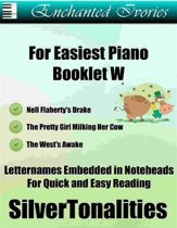 Enchanted Ivories for Easiest Piano Booklet W