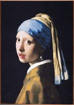 Dutch Masters vloerkleed Girl with Pearl 160x230