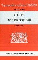 Bad Reichenhall 1 : 100 000