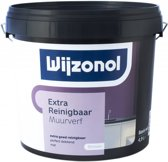 Wijzonol Extra Reinigbaar Muurverf 2,5 liter