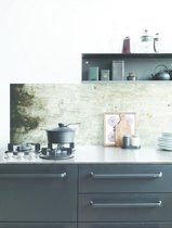 KitchenWalls keukenbehang Concrete 1408