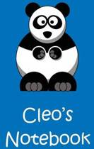 Cleo's Notebook