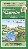 Eifelverein e.V. Wandelkaart Erholungsgebiet Rureifel 1:25.000 (2)