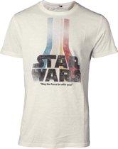 Star Wars - Retro Rainbow Logo Men s T-shirt - S