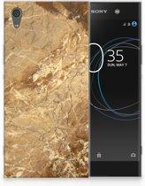 Sony Xperia XA1 Ultra TPU Hoesje Design Marmer