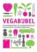 Boek cover Vegabijbel van Isabel Boerdam (Onbekend)
