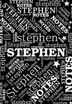 Notes Stephen
