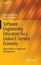 Software Engineering Education for a Global E-Service Economy