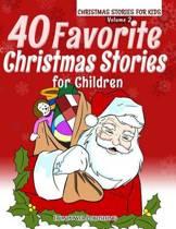 40 Favorite Christmas Stories for Children