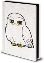 A5 Premium Harry Potter Hedwig Fluffy